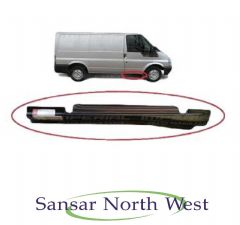Ford Transit - New Drivers Front Door Sill O/S RIGHT 2000 - 2014 Models